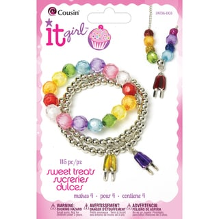 It Girl Jewelry Kits-Popsicle 115 Pieces