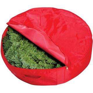 25-inch Christmas Wreath Storage Bag