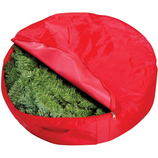 25-inch Christmas Wreath Storage Bag