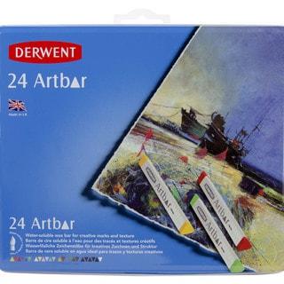Reeves - Derwent Artbar Color Tin 24/Pkg