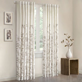 Madison Park Aramo 84-inch Curtain Panel - 50 x 84