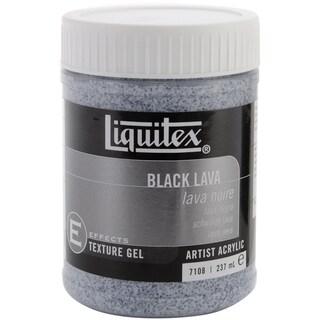 Liquitex Black Lava-8 Ounces