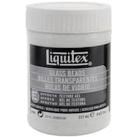 Liquitex Glass Beads Texture Gel-8 Ounces