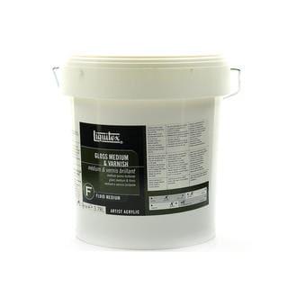 Reeves Liquitex Gloss Fluid Acrylic (1 Gallon)