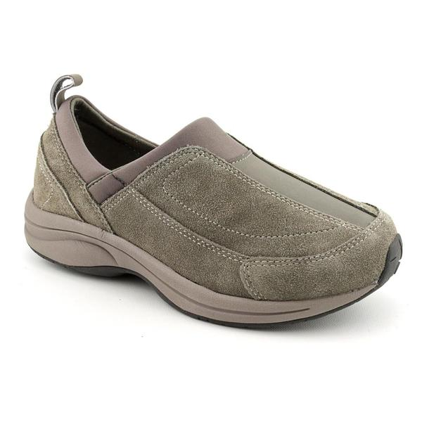 Easy Spirit Active Women's 'Work Up' Regular Suede Casual Shoes - Narrow