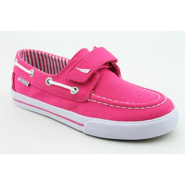 Nautica Girl's 'Little River' Fabric Casual Shoes