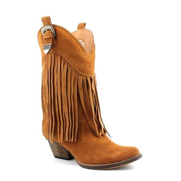 Volatile Women's 'Hillside' Regular Suede Boots