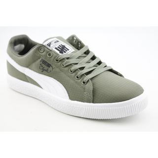 Puma Men's 'Clyde X Undftd Ripstop' Basic Textile Athletic Shoe