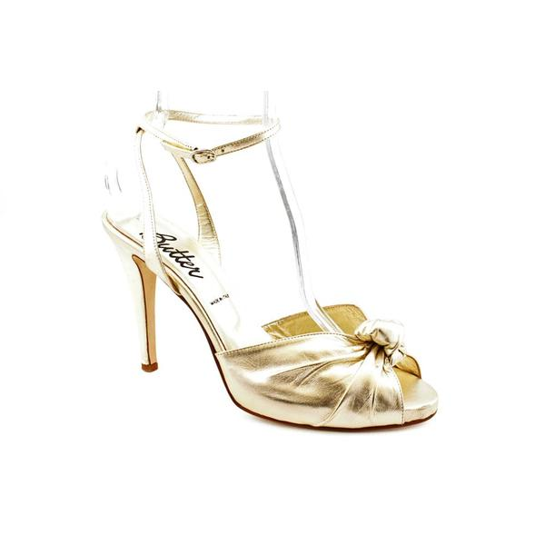 Butter Women's 'Stanley' Leather Sandals