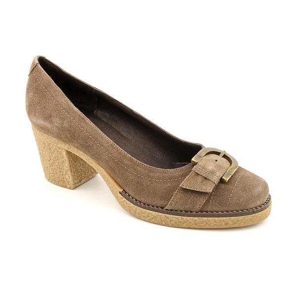 Nara Shoes Women's 'Unit ' Nubuck Dress Shoes (Size 10)
