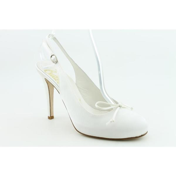 Bridal by Butter Women's 'Catin' Satin Dress Shoes