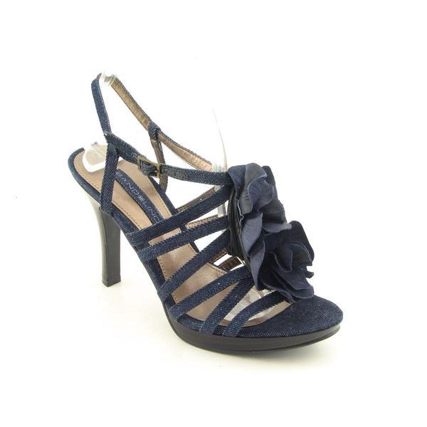 Bandolino Women's 'Thefinest' Basic Textile Sandals (Size 8.5)