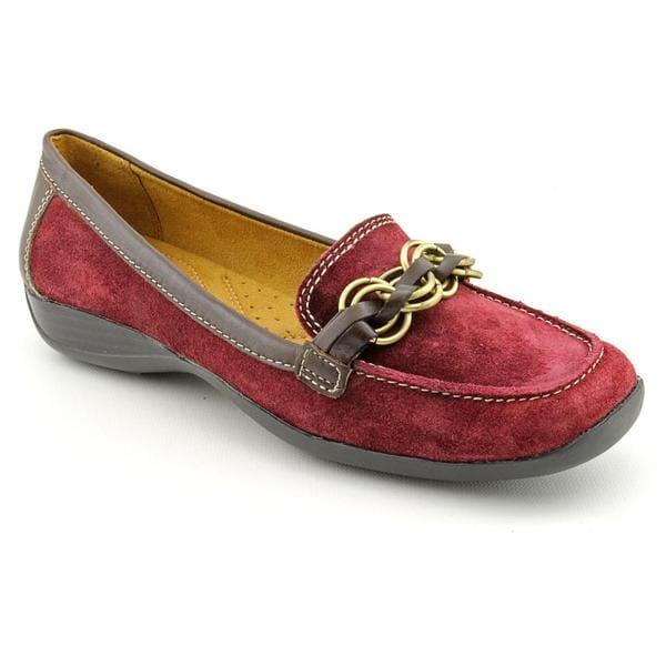 Naturalizer Women's 'Carlene' Regular Suede Casual Shoes - Narrow