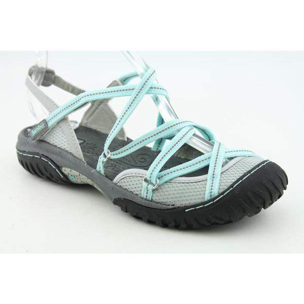 Jambu Women's 'Water Diva' Basic Textile Sandals (Size 6)
