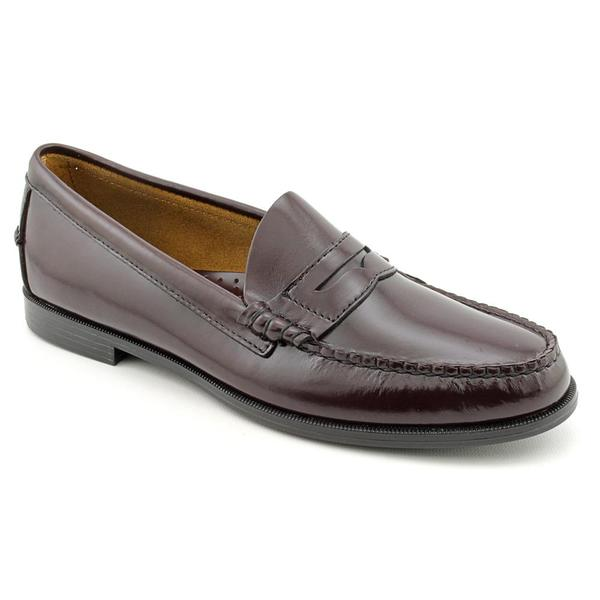 Sebago Women's 'Plaza' Leather Dress Shoes - Narrow (Size 11)