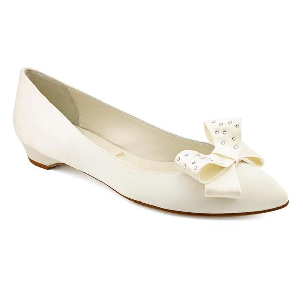 Bridal by Butter Women's 'Scoo' Satin Dress Shoes