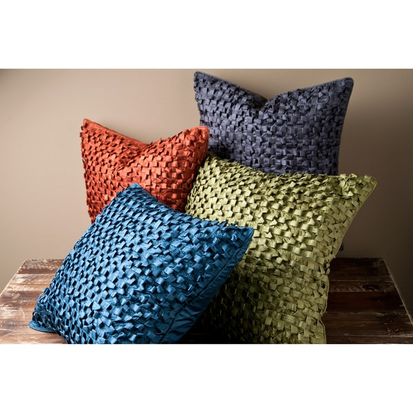 Cranbrook Down or Poly Filled Throw Pillow