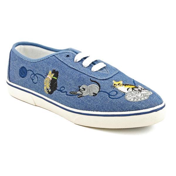 Sebastino Women's 'Cat' Denim Casual Shoes (Size 11)