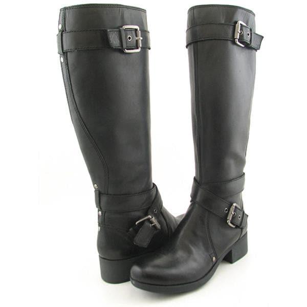 Franco Sarto Women's 'Piston' Leather Boots (Size 5.5)
