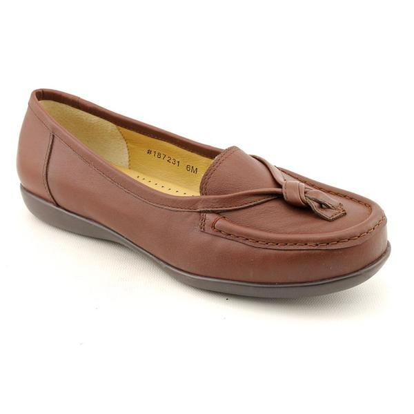 Ros Hommerson Women's 'Forum' Leather Casual Shoes - Narrow (Size 9.5)