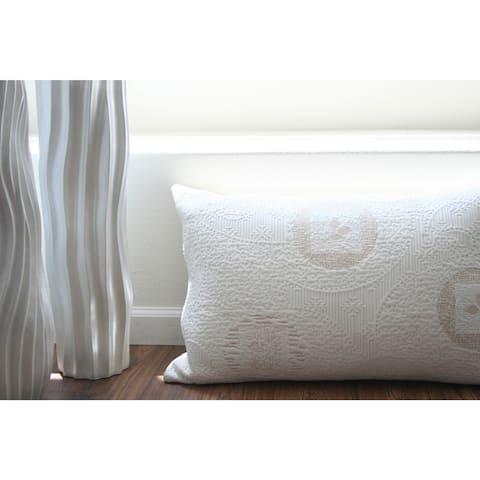 OSleep Green Tea Memory Foam Pillow Set of 2
