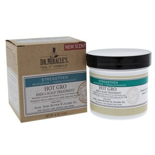 Dr. Miracle's Hot Gro Hair & Scalp Treatment 4-ounce Conditioner