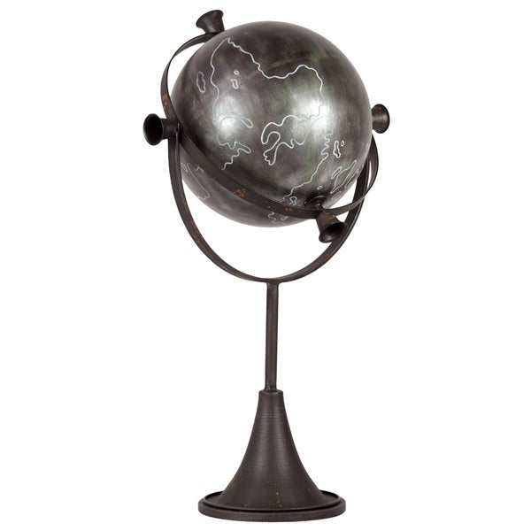 Urban Trends Collection Metal Globe