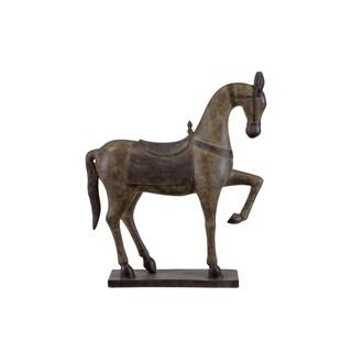 Decorative Resin Horse