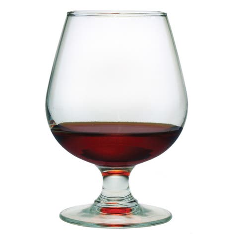 12-ounce Brandy Snifter Glasses (Set of 4)