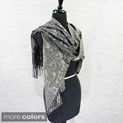 Play on Paisley Tapestry Style Fashion Scarf