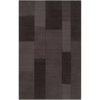 Hand-loomed Epes Wool Rug (1'11 x 3'3)