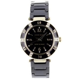 Anne Klein Women's Classic Stainless Steel Watch