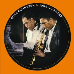 DUKE & JOHN COLTRANE ELLINGTON - ELLINGTON & COLTRANE