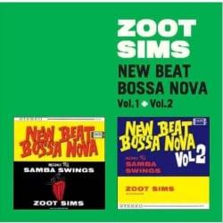 Zoot Sims - New Beat Bossa Nova: Vols. 1 & 2