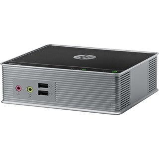 HP t310 Zero Client - Teradici Tera2321 - Silver