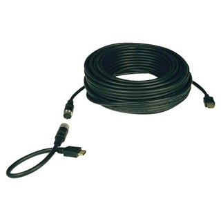 Tripp Lite 25ft High Speed HDMI Cable Digital Video with Audio Easy P