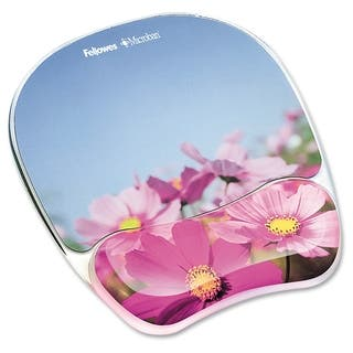 Fellowes Photo Gel Mouse Pad Wrist Rest with Microban https://ak1.ostkcdn.com/images/products/7534007/P14970171.jpg?impolicy=medium