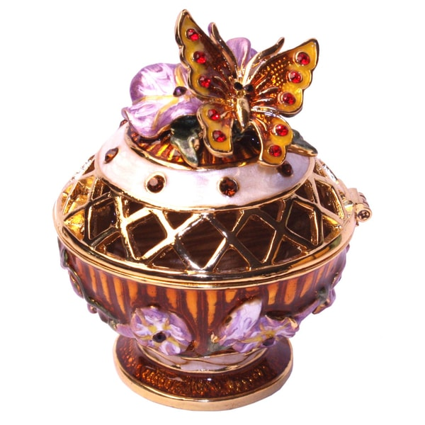Cristiani Butterfly Dome Box