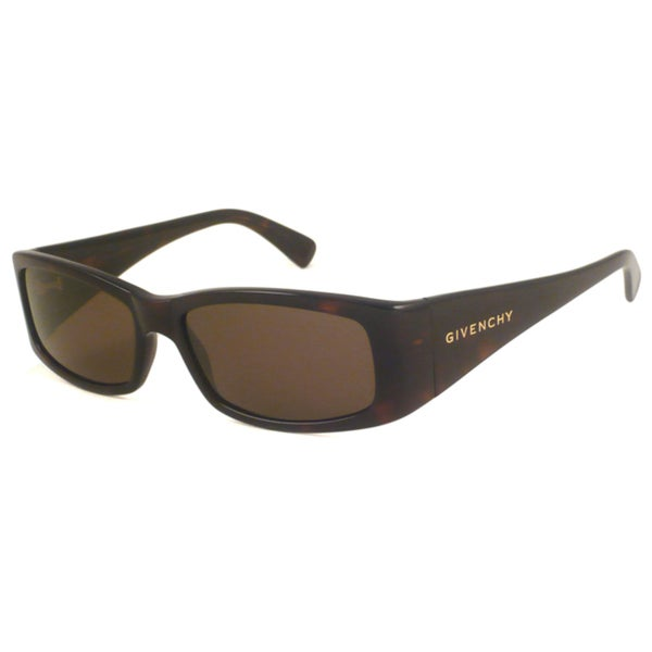 Givenchy Women's SGV548N Rectangular Sunglasses
