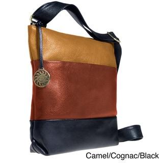 Alla Leather Art Soho Crossbody Bag