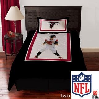 NFL Biggshots Atlanta Falcons Matt Ryan 4-piece Comforter Set