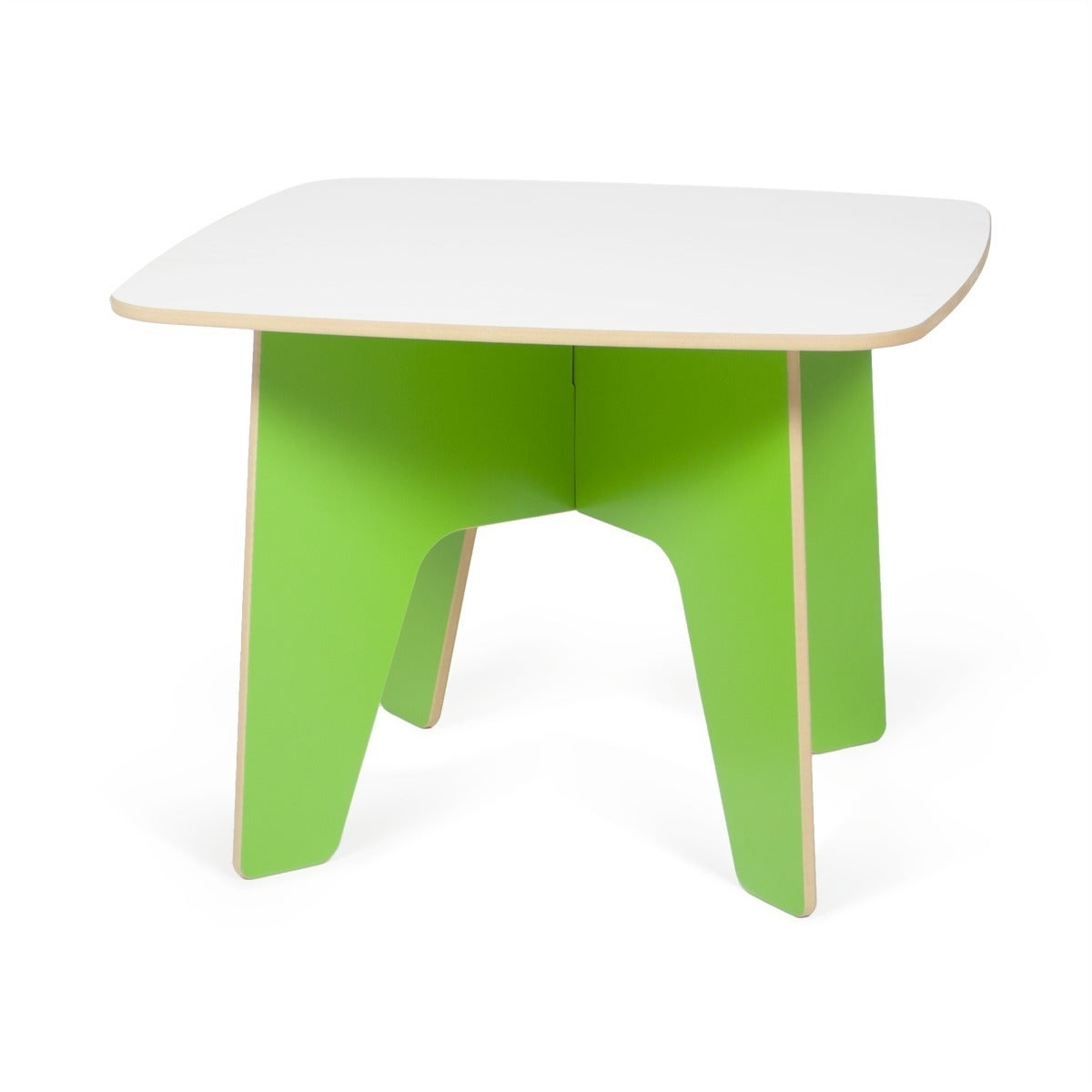 Sprout Ease Folding Modern Kids Table (Green)