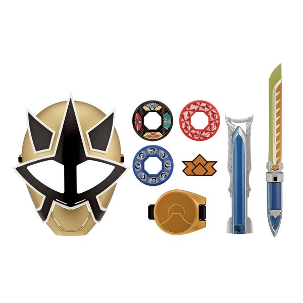 Bandai Power Rangers Light Ranger Training Gear