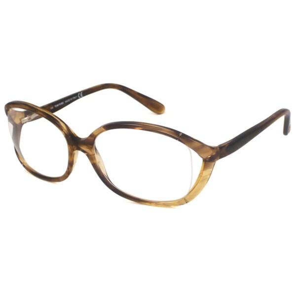Tom Ford Readers Women's TF5082 Rectangular Reading Glasses