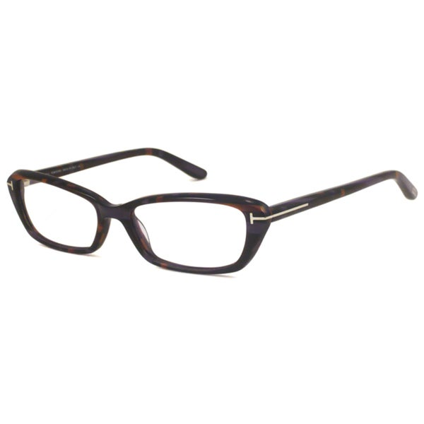 Tom Ford Readers Women's TF5159 Rectangular Reading Glasses with Case