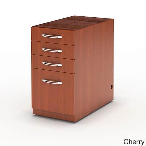 Mayline Aberdeen 20-inch Pencil/Box/Box/File Pedestal