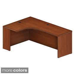 Mayline Aberdeen 72-inch Left Extended Corner Desk