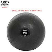 Valor Fitness SB-20 20lb Slam Ball