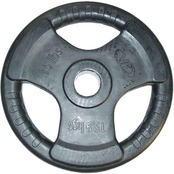 Valor Fitness OP-35 35lb Olympic Plates (1 per box)