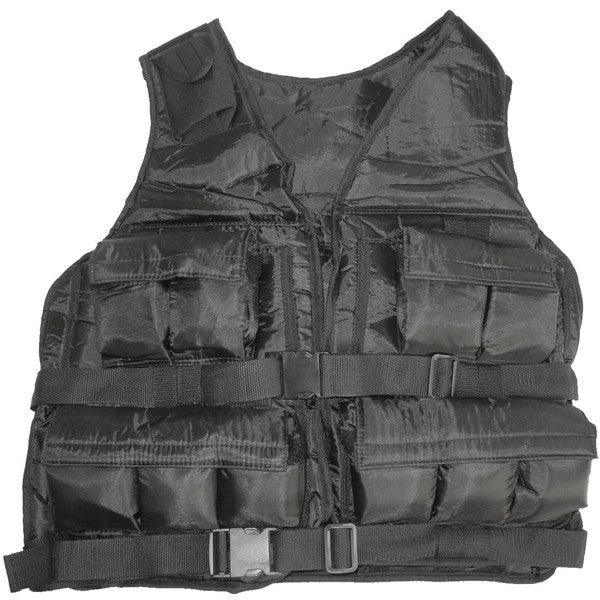 Valor Fitness EH-47 44lb Weighted Vest